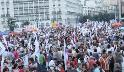Компартия Греции: Нет новому «левому» меморандуму
