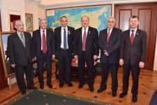 Г.А. Зюганов встретился с Героем Кубы Антонио Герреро Родригесом и Послом Республики Куба в РФ Эмилио Лосада Гарсия