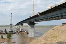 Дополнительные силы направлены на строительство моста через Каму, чтобы избежать отставания от графика