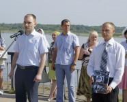 Коммунисты Сарапула поздравили с Днём Военно-морского Флота