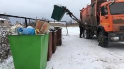 В Удмуртии не хватает 6 тысяч контейнерных площадок для сбора мусора