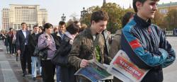 Владимир Поздняков: Правительство будет бороться с бедностью, увеличивая безработицу?