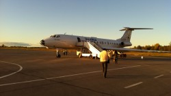 «Ижавиа» официально разделили на аэропорт и авиаотряд