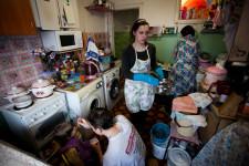 40% россиян признали себя бедными