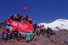 Валерий Рашкин зовёт отметить 75-летие Победы на Эльбрусе