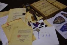 Печати и фальсификаты «Особой папки»
