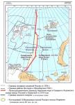 Россия при Медведеве сдала Норвегии до 170 тысяч км² территории и права на Шпицберген