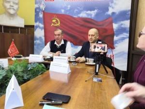 Сергей Левченко: Не надо ждать новой Конституции, чтобы помочь людям