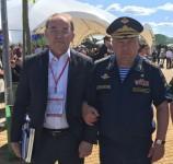 Вячеслав Тетёкин: Думай о мире, готовься к войне