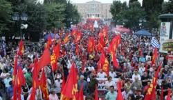 Коммунистическая Партия Греции: Нет продолжающемуся обнищанию народа