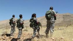 Добровольцы компартии Ливана вступили в противоборство с Исламским Государством