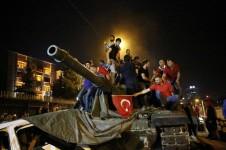Г.А. Зюганов: Попытка переворота в Турции вызвана амбициями Эрдогана
