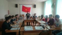 В Удмуртии прошел пленум республиканского комитета комсомола
