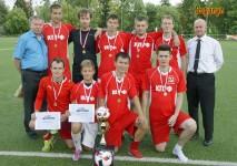 Сарапульское городское отделение КПРФ организовало турнир по мини-футболу