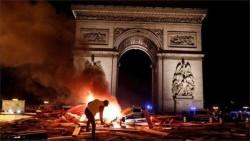 Протест во Франции