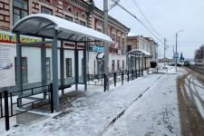 Остановка «Центр». С 14 декабря общественный транспорт Сарапула начнет движение по-новому