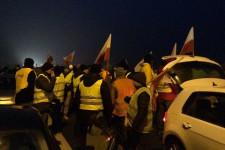 Французы вдохновили поляков на протест в желтых жилетах
