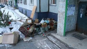 Тарифы на вывоз мусора утвердили в Удмуртии