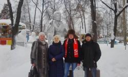 День памяти Пушкина в Сарапуле