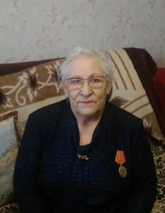 Фоминых Лидия Васильевна