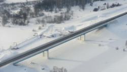 Власти Удмуртии хотят поменять концессионера моста через Каму