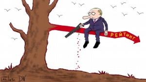 Сергей Обухов: Рейтинг Путина уже не восстановится - телеканал «Красная Линия»