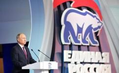 Путин напомнил, что вся его команда вышла из красного пиджака Собчака