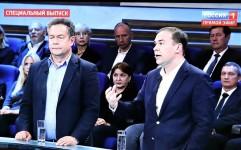 """Юрий Афонин в эфире «России-1»: """"Чтобы США разговаривали с Россией на равных, нашей стране надо стать сильной, как СССР"""""""