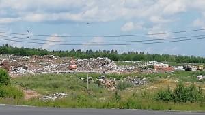 В Удмуртии регоператор требует повышения тарифа на вывоз мусора