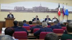 Под колокольный звон: в Ижевске «хоронили» местное самоуправление